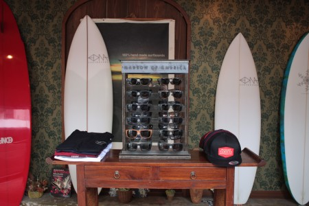 EDNA Surfboards GalleryにてMADSON of America Pop Up !!