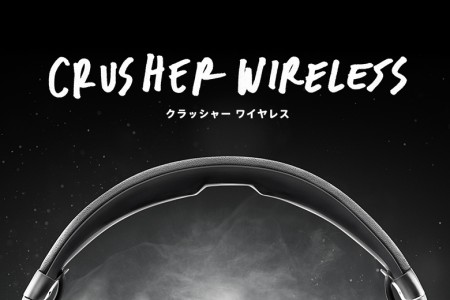 CRUSHER WIRELESS 4月7日発売